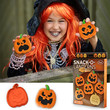 SNACK-O-LANTERN COOKIE STAMPERS