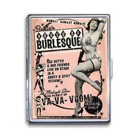 Bettie Page™ House of Burlesque Cigarette Case
