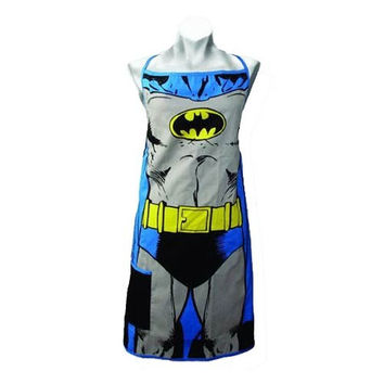 Batman Cook Apron With Pocket