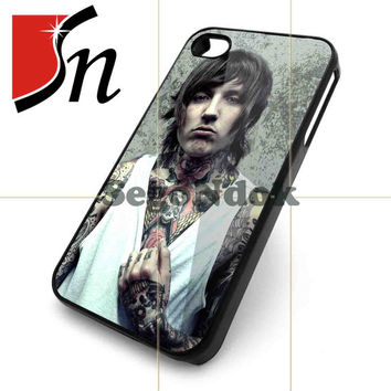 Bring Me The Horizon Vocalist Design for iPhone 4/4s Case, iPhone 5 Case, Samsung Galaxy s3 i9300 and s4 i9500 case