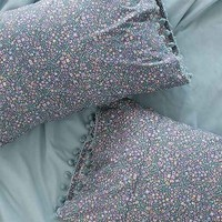 Plum & Bow Kyla Floral Pillowcase Set- Purple One