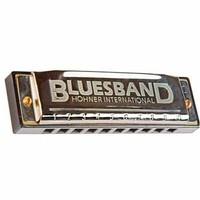 Woodstock Blues Band Harmonica