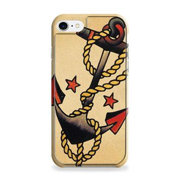 Anchor Tattoo Style Sailor Pirate iPhone 6 | iPhone 6S Case