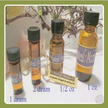 Prosperity Charged Anointing Oil