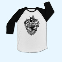 Harry Potter Ravenclaw House Logo T-Shirt - Gift for friend - Present