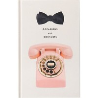 kate spade new york Address Book