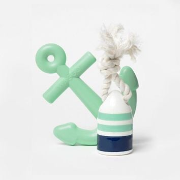 Nautical Water Dog Toy Set