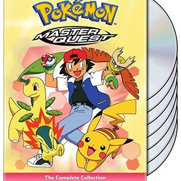 Various - Pokemon: Master Quest - The Complete Collection