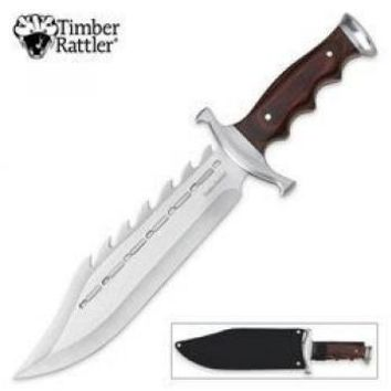 Gerber Winchester Large Bowie Knife, Brown