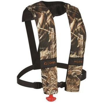 ONYX M-24 Manual Realtree Max-4 Inflatable Life Jacket