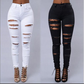 Women Jeans Jeans Denims Trousers Pants _ 10832