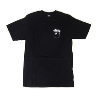 Stussy: 8 Ball Shirt - Black