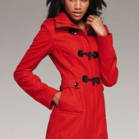 Hooded Duffle Toggle Coat - Victoria's Secret