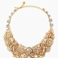 grande bouquet statement necklace - kate spade new york