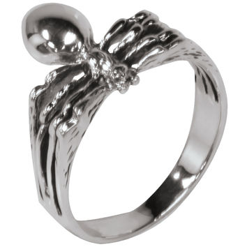Wrap Around Spider Ring