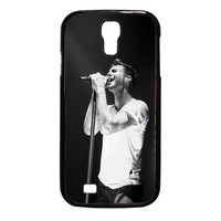Adam levine sing FOR SAMSUNG GALAXY S4 CASE**AP*