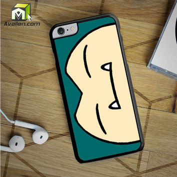 Snorlax Or Kabigon iPhone 6S Plus Case by Avallen