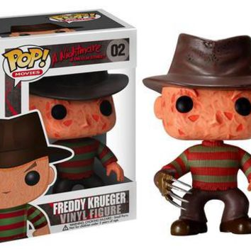 FUNKO POP! MOVIES FREDDY KRUEGER VINYL FIGURE NEW
