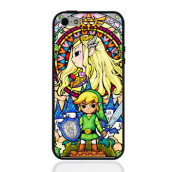 Princess Legend Of Zelda Games Fit Hard Case For iPhone X 6 6s 7 8 Plus Cover +