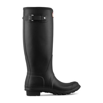 Hunter Original Tall Rain Boot Women's - Black