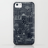 city at night iPhone & iPod Case by Rubyetc