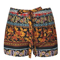 Mae Printed Flippy Shorts
