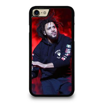 J COLE WENT PLATINUM iPhone 4/4S 5/5S/SE 5C 6/6S 7 8 Plus X Case