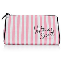 VS Stripe Large Makeup Bag - Victoria's Secret - Victoria's Secret