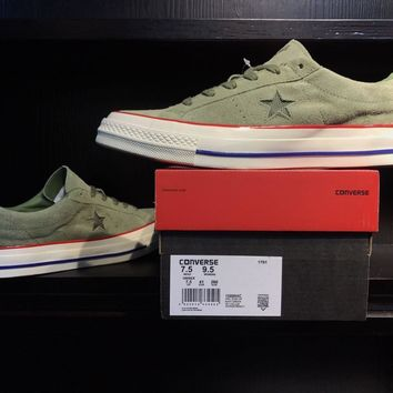 Undefeated X Converse One Star Suede Skateboarding Shoes 35 44