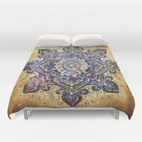 Gypsy Magic Duvet Cover by Jenndalyn