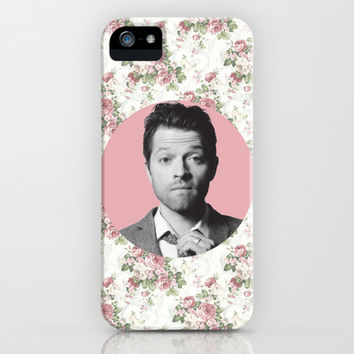 CASTIEL iPhone & iPod Case by Hands In The Sky