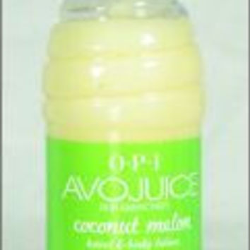 OPI Avojuice Hand & Body Lotion Coconut Melon - Coco