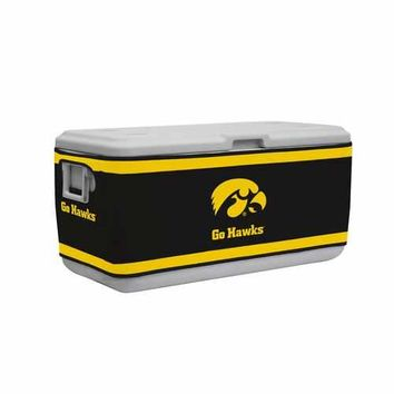 Iowa Hawkeyes NCAA Rappz 100qt Cooler Cover