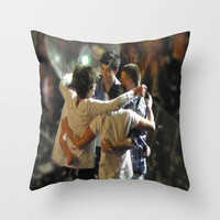 One Direction Madison Square Garden MSG 2 Throw Pillow by xjen94 | Society6