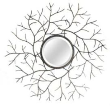 One Kings Lane - Chalet Chic - Twigs and Branches Mirror