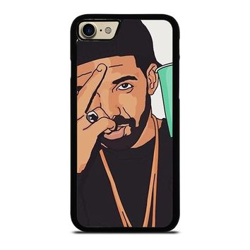 DRAKE ART iPhone 7 Case Cover