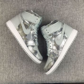 NIKE girls's AIR JORDAN 1 RETRO HIGH OG AS ALL STAR