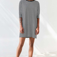 BDG Long-Sleeve Striped T-Shirt Dress - Urban Outfitters