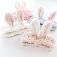 Kawaii Rabbit Ears Headband