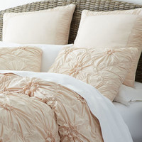 Savannah Bedding & Duvet - Blush