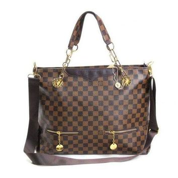 DCCKN7G Louis Vuitton LV Women Fashion Leather Tote Handbag Satchel Shoulder Bag Crossbody