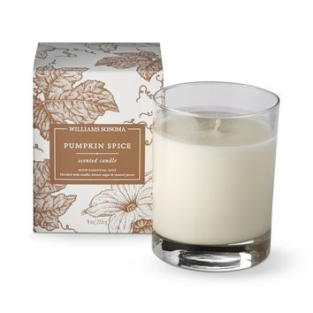 Williams Sonoma Pumpkin Spice Candle