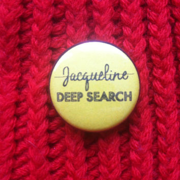 Jacqueline / Deep Search - The Life Aquatic with Steve Zissou