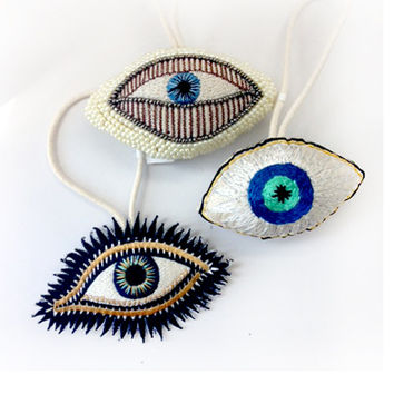 All Seeing Eye Ornaments