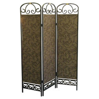 You should see this Liara 3 Panel Room Divider in Green on Daily Sales!