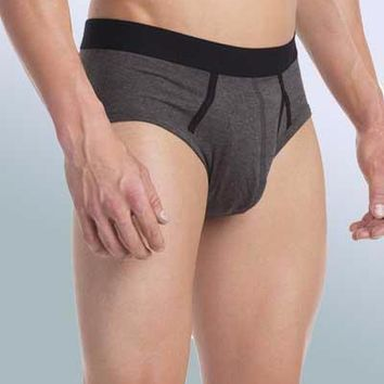 Men's Organic Cotton Briefs - 2 pack (L & XL)