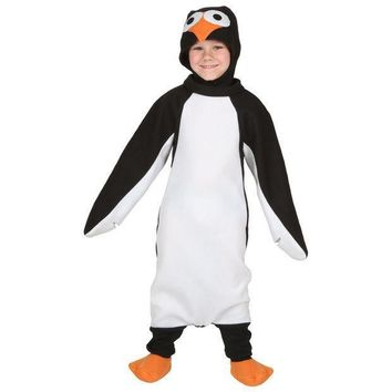 Toddler Happy Penguin Costume Baby Animal Cosplay Party Carnival Fantasia Fancy Dress
