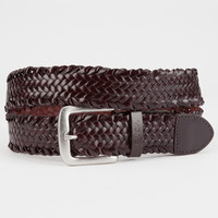 Rvca Wellington Mens Belt Brown  In Sizes