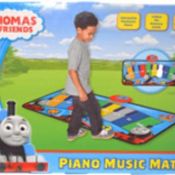 Thomas & Friends Piano Music Mat - 6 Units