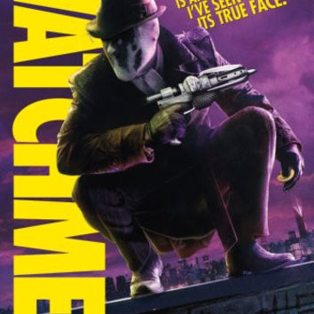 Watchmen Movie Poster #02 24x36